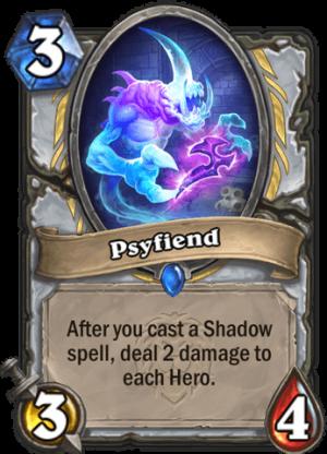 Psyfiend Card
