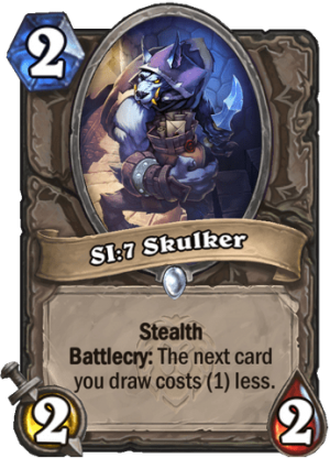 SI:7 Skulker Card