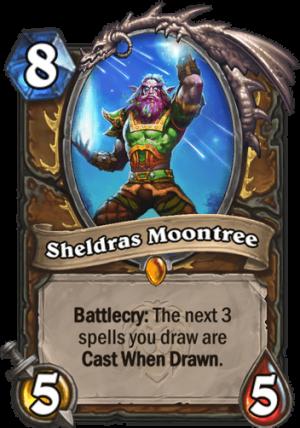 Sheldras Moontree Card