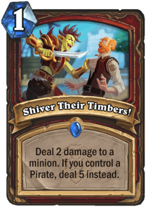 Shiver Their Timbers! Card