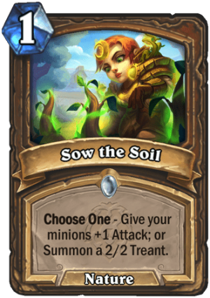 Sow the Soil Card