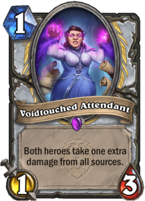 Voidtouched Attendant Card